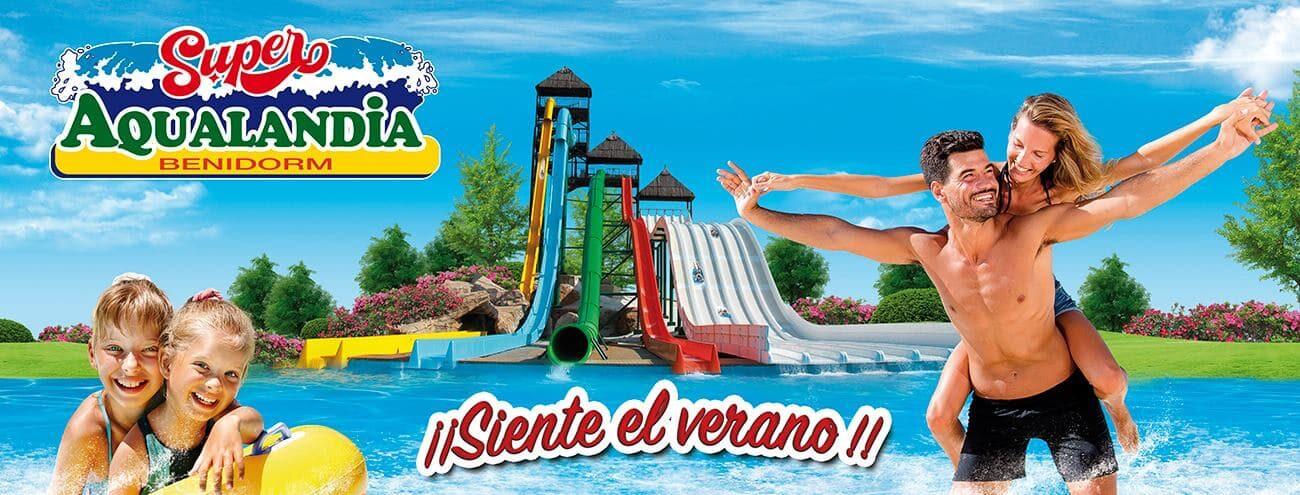 AQUALANDIA (Benidorm Waterpark)
