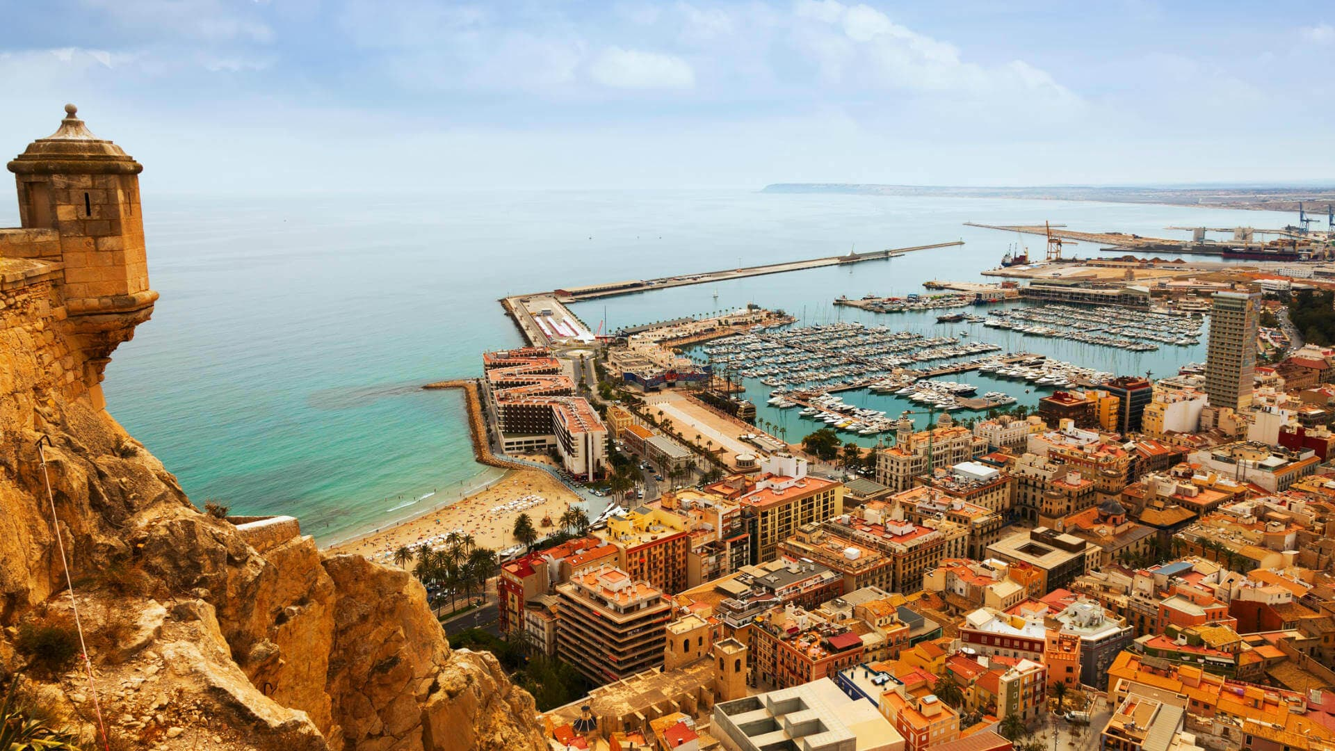 ALICANTE (From October)