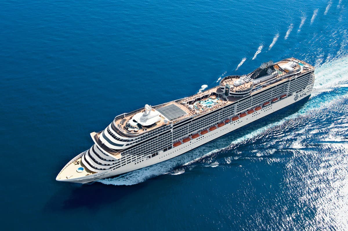 MEDITERRANEAN CRUISE (8 Days)