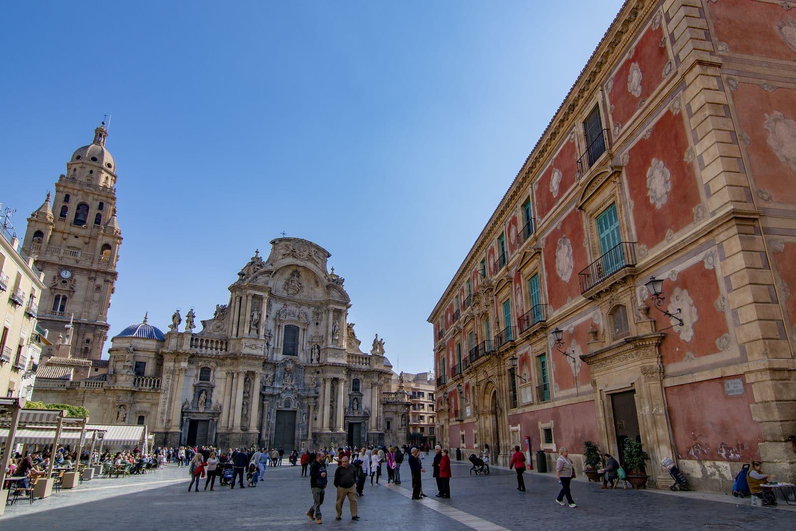 MURCIA (City centre)