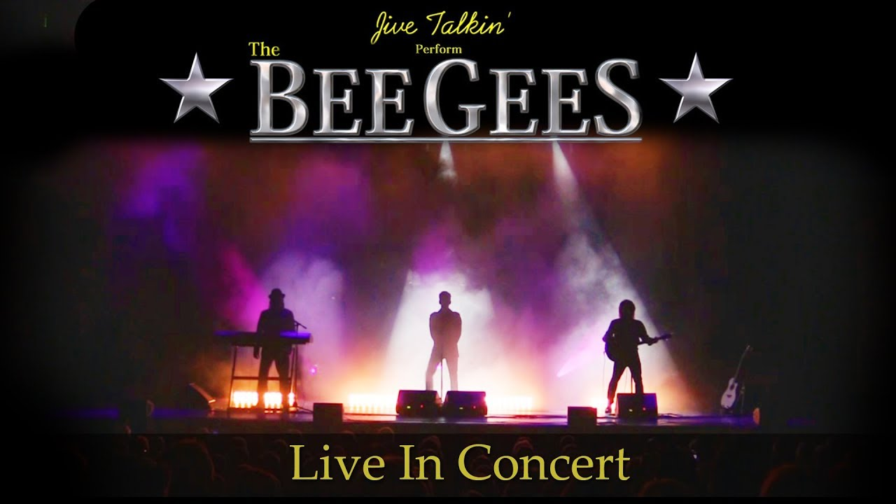 BEE GEES (Live In Talkin)